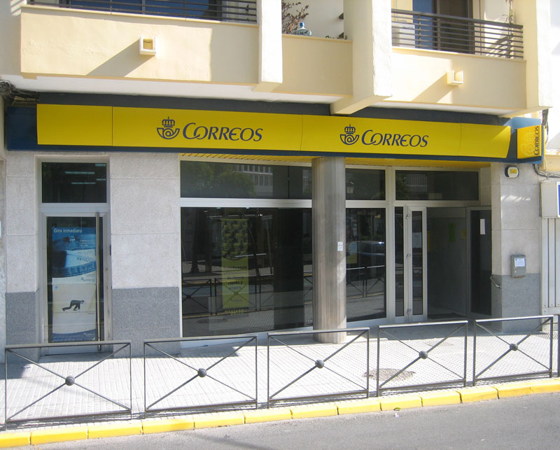 El servicio de correos en chiclana v zquez ca as for La oficina madrid